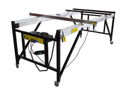 Rotabend Acrylic Strip Heaters & Metal fabrication Equipment