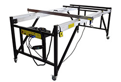 TH-10 Acrylic Strip Heaters & line benders