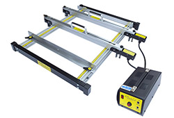 TH-5 Acrylic Strip Heaters & line benders